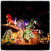 Photo taken at Festival of the Lion King 獅子王慶典 by Rafael N. on 3/8/2012