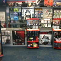 Photo taken at Gamestop by Miriam G. on 6/6/2012
