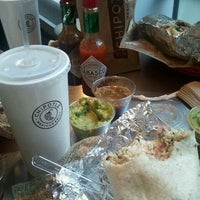 Photo taken at Chipotle Mexican Grill by Alison M. on 12/5/2011
