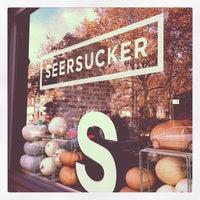 Photo taken at Seersucker by Zach L. on 11/13/2011