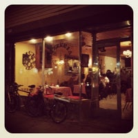 Photo taken at Nice Pizza by Nikki N. on 4/5/2012