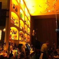Photo taken at Jsix Restaurant by David K. on 7/10/2011