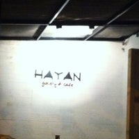 Photo taken at Hayan gallery cafe' by Pang T. on 3/16/2012