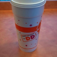 Photo taken at Dunkin Donuts by Mikey B. on 1/30/2012
