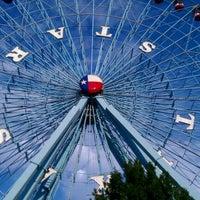Photo taken at Texas Star Ferris Wheel by Kyle B. on 10/5/2011