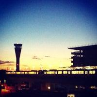 Photo taken at Brisbane Domestic Terminal by Steven L. on 11/27/2011