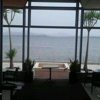 Photo taken at Aqua Lounge by Iheb B. on 9/1/2011