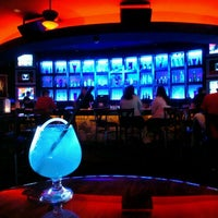 Photo taken at Blue Martini by N on 10/20/2011