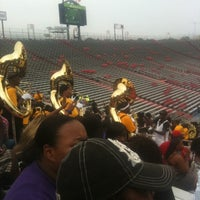 Photo taken at War Memorial Stadium / AT&T Field by Leana D. on 9/3/2011