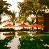 Photo taken at Sai Kaew Beach Resort by Maureen H. on 11/10/2011