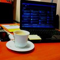 Photo taken at ruangku by kemas z. on 1/27/2012
