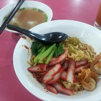 Photo taken at Fei Fei Wanton Mee by AA M. on 7/30/2011