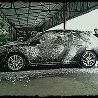 Photo taken at Eastwood Hillsborough Car Spa by Tyrone T. on 10/30/2011