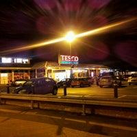 Photo taken at Tesco by Gary B. on 9/20/2011
