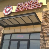 Photo taken at Panda Express by Benedic S. on 4/4/2012