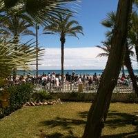 Photo taken at Lorea by Sergio R. on 4/6/2012