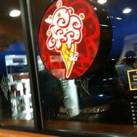 Photo taken at Cold Stone Creamery by Marina P. on 6/12/2011