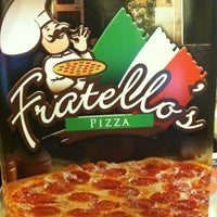 Photo taken at Fratello's Pizzeria by Katelyn R. on 4/1/2012