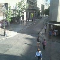 Photo taken at San Isidro esq. Marcoleta by Leo T. on 1/9/2012