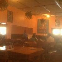 Photo taken at Cafe Maya by Tom S. on 6/18/2011