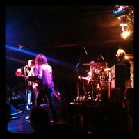 Photo taken at Brighton Music Hall by Emily Y. on 10/16/2011