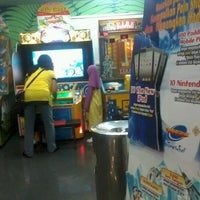 Photo taken at Timezone by sigit m. on 5/19/2012