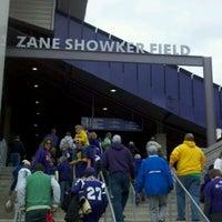 Photo taken at Zane Showker Hall by Wayne T. on 10/1/2011