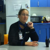 Photo taken at Jetblue AO breakroom by Jonathan D. on 7/15/2011