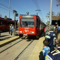 Photo taken at Old Town Trolley Station and Transit Center by Steve C. on 11/27/2011