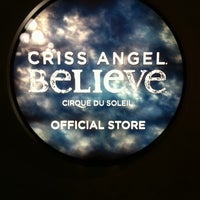 Photo taken at CRISS ANGEL Believe by Aaron R. on 7/24/2011