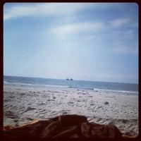 Photo taken at Beach 30th Street by Spanish Rob V. on 7/30/2012