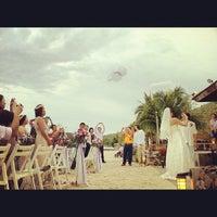 Photo taken at Mooban Talay Resort by A Kittisak on 2/18/2012