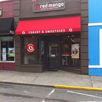 Photo taken at Red Mango by Mike G. on 4/11/2011