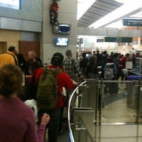 Photo taken at TSA Security by Dmytro A. on 12/21/2011