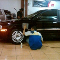 Photo taken at C3 car care center by Eka A. on 7/29/2011