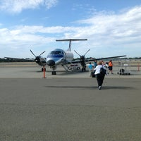 Photo taken at Modesto City-County Airport (MOD) by Maria P. on 8/18/2012