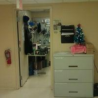 Photo taken at Paragon Village Building Services Work Shop by David L. on 11/30/2011