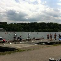 Photo taken at ETUF E.V.,  Essener Turn- Und Fechtklub by Petra P. on 6/30/2012