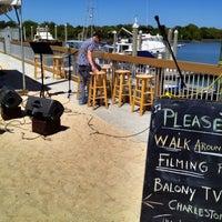 Photo taken at Morgan Creek Grille by John R. on 4/9/2012