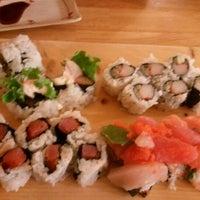 Photo taken at Yoshi Sushi by Slavik V. on 1/7/2012