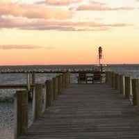 Photo taken at Dock Of The Bay by Amanda Z. on 2/22/2012