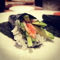 Photo taken at Sushi Zushi by Sam C. on 5/1/2012