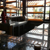 Photo taken at Lazy Dog Restaurant & Bar by Michael K. on 3/29/2011