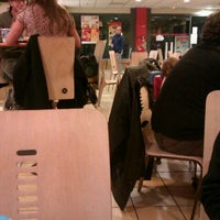 Photo taken at Centre commercial Saint-Sever by Samus B. on 3/18/2012