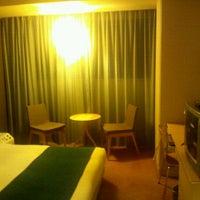 Photo taken at ホテル ヴィラ フォンテーヌ 六本木ANNEX (Hotel Villa Fontaine ROPPONGI ANNEX) by Koji U. on 9/14/2011