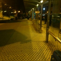 Photo taken at Estación de Autobuses de Donostia/San Sebastián by Eneko S. on 12/25/2011