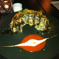 Photo taken at Sushi Raw by Cinthya C. on 5/21/2011