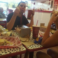 Photo taken at Firehouse Subs by Cameron C. on 9/30/2011