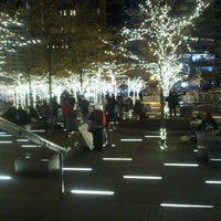 Photo taken at #OCCUPYWALLSTREET by Brian K. on 11/29/2011