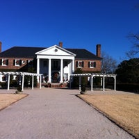 Photo taken at Boone Hall Plantation by Maggie K. on 12/28/2010